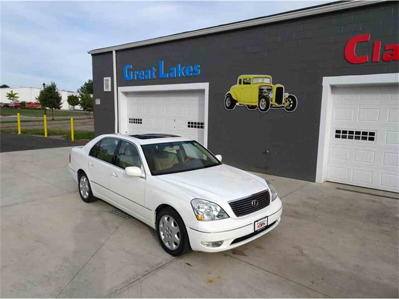 Large Picture of '03 LS430 - LQYA