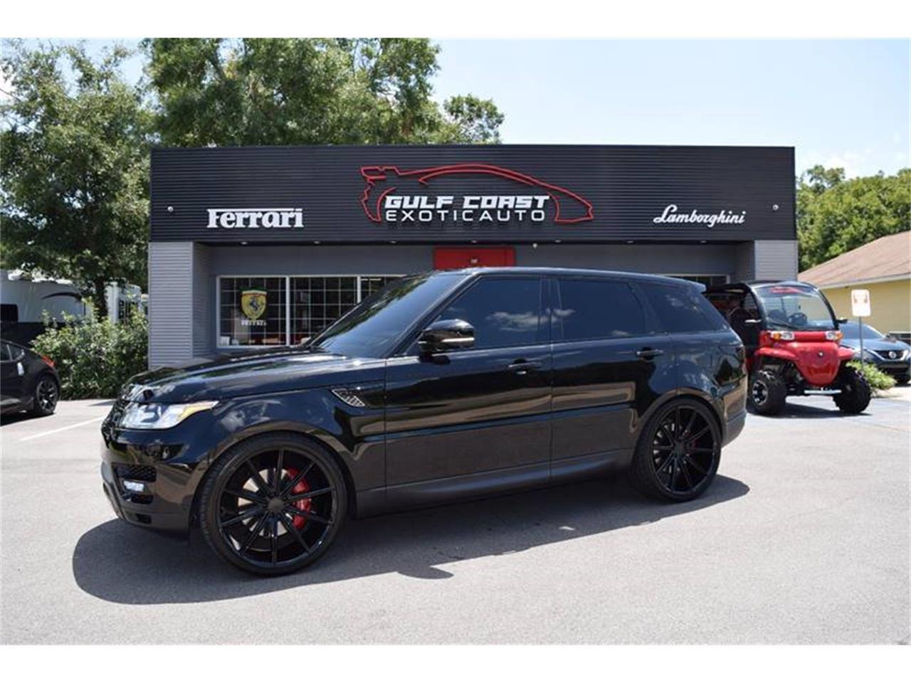 2014 Range Rover Sport For Sale >> For Sale 2014 Land Rover Range Rover Sport In Biloxi Mississippi