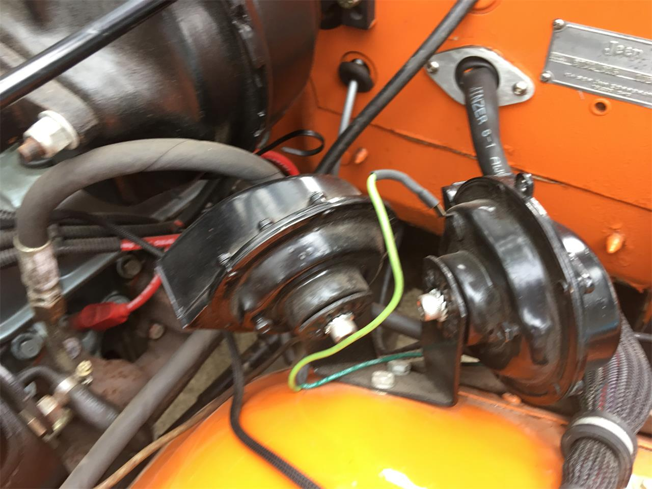 1967 Kaiser Jeepster For Sale Cc 1014822 Jeep Wiring Large Picture Of 67 Lr1i