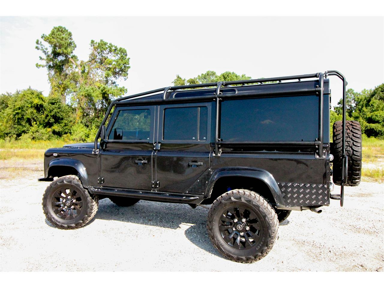 Large Picture of 1990 Land Rover Defender located in South Carolina - $59,000.00 Offered by a Private Seller - LR1M