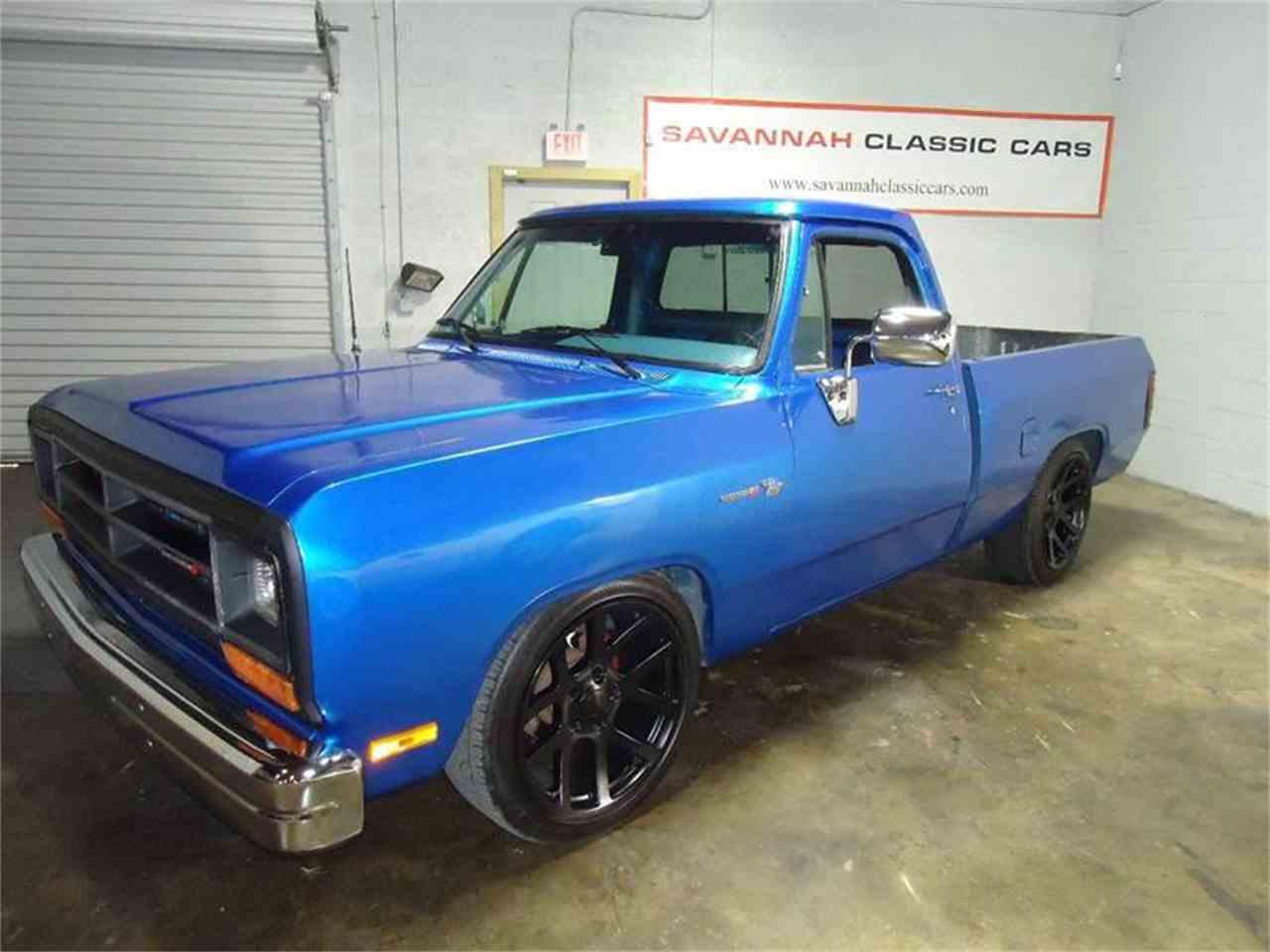 1989 Dodge Ram for Sale | ClicCars.com | CC-1014882