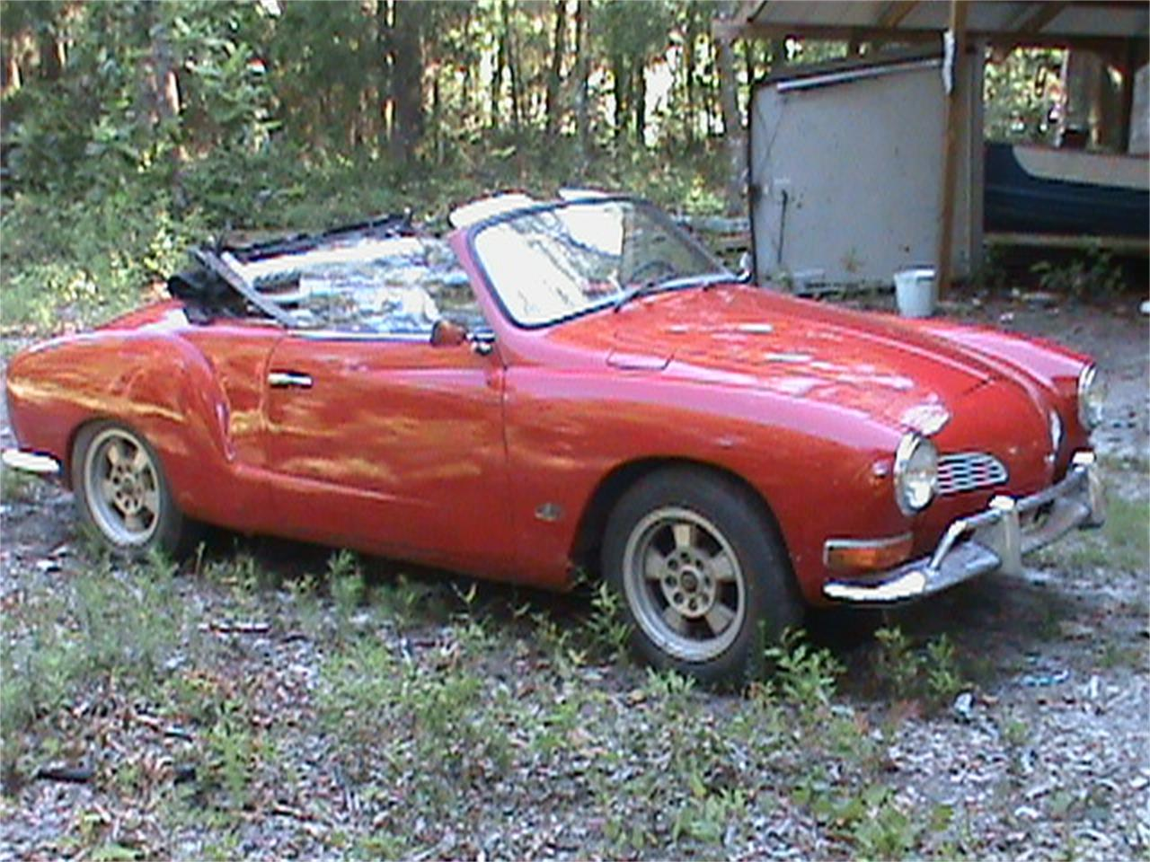 Large Picture of '72 Karmann Ghia - LR4G