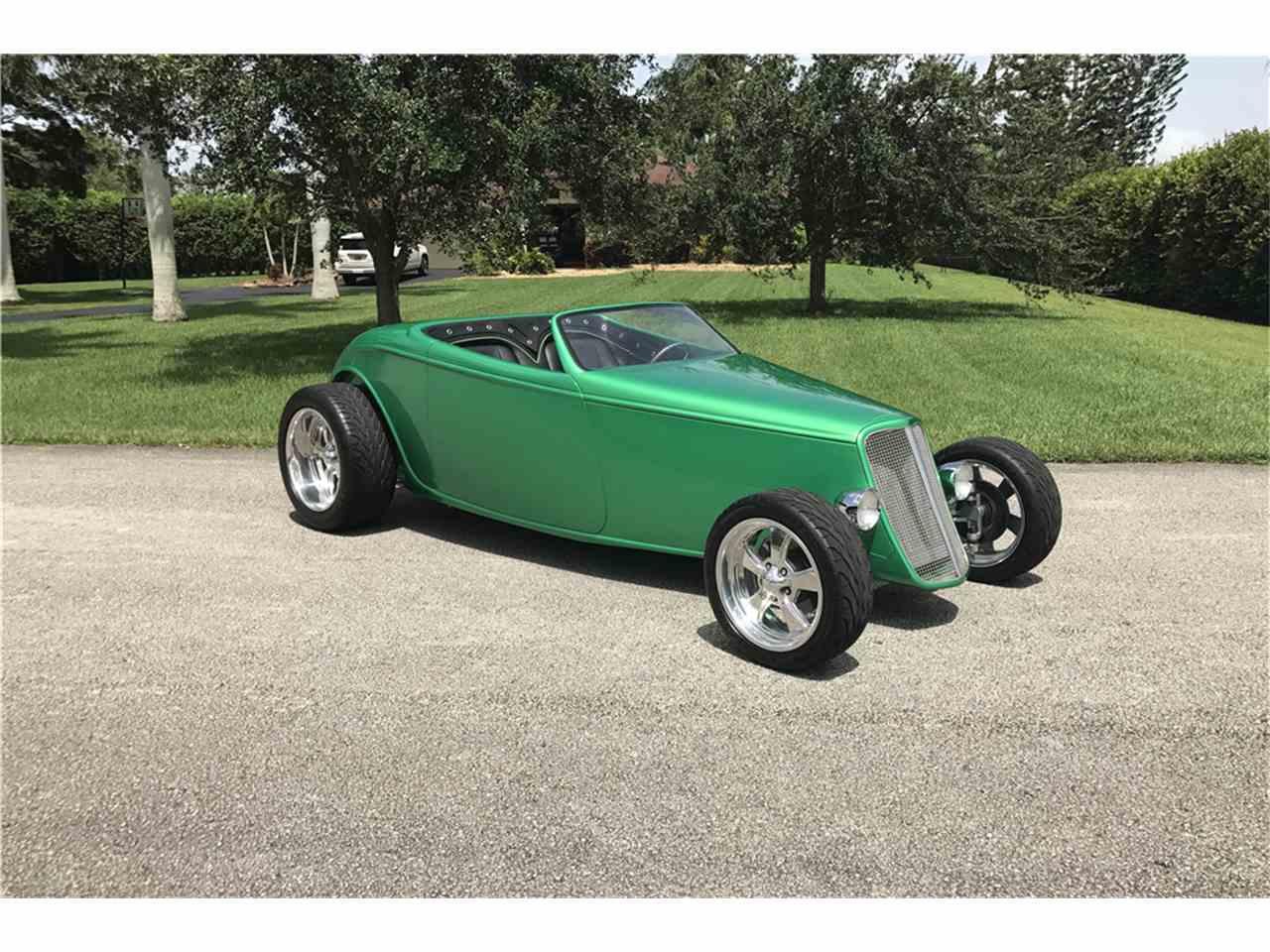 1933 Ford Street Rod for Sale   ClassicCars.com   CC-1014972