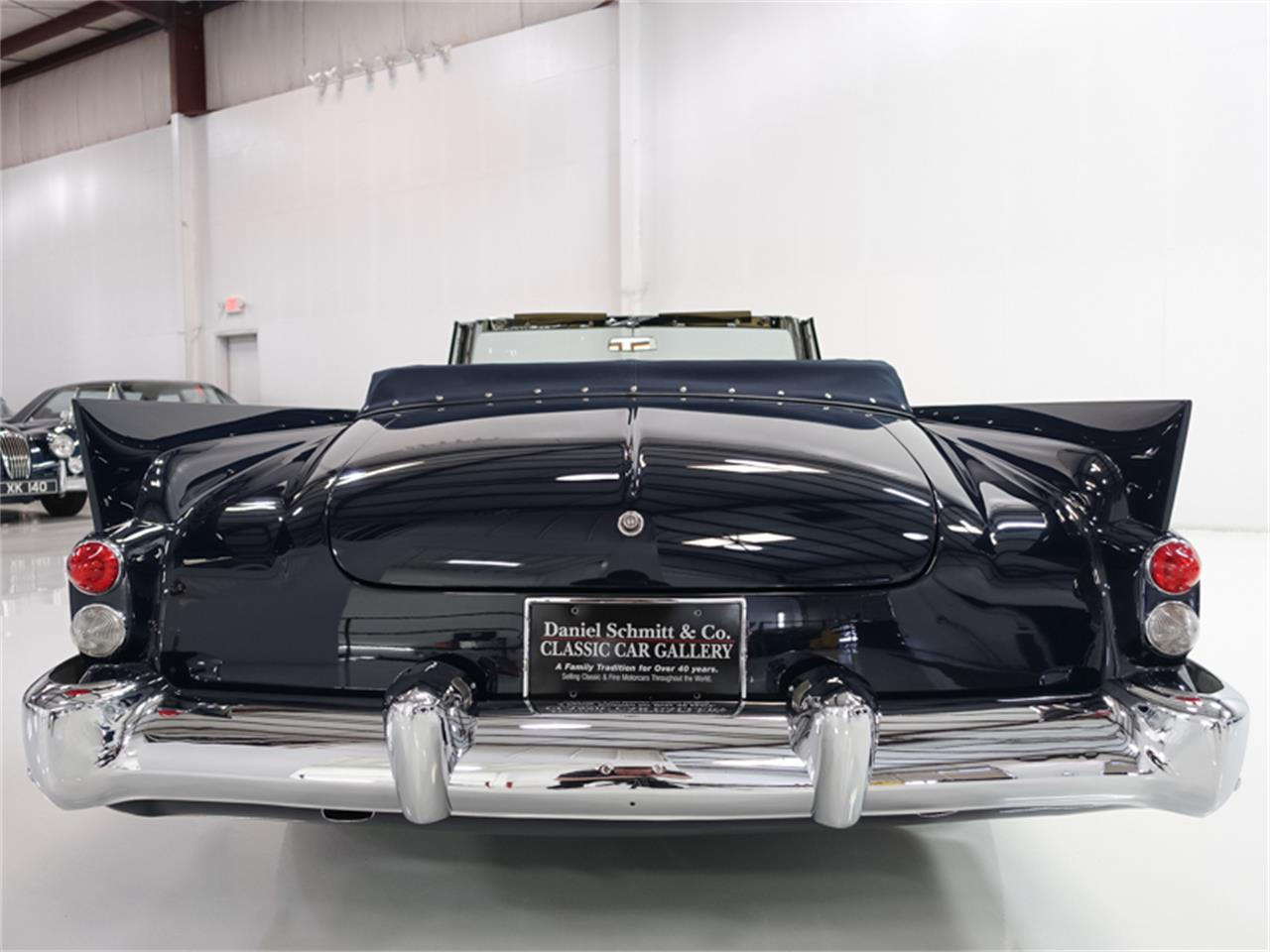 Large Picture of '58 Convertible - LR66