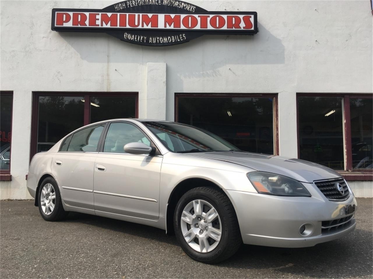 2005 Nissan Altima For Sale >> For Sale 2005 Nissan Altima In Tocoma Washington