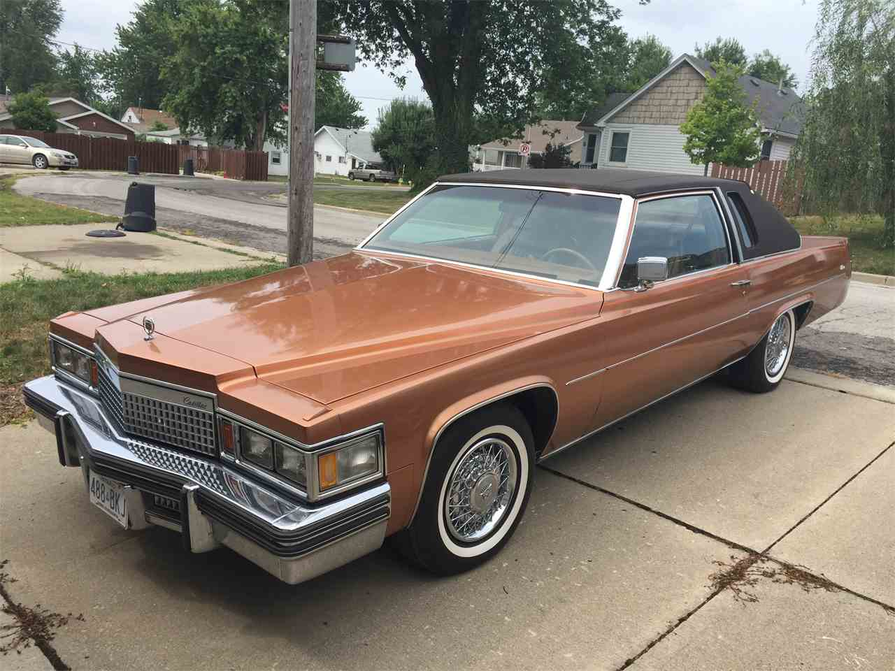 1979 Cadillac DeVille for Sale | ClicCars.com | CC-1015012