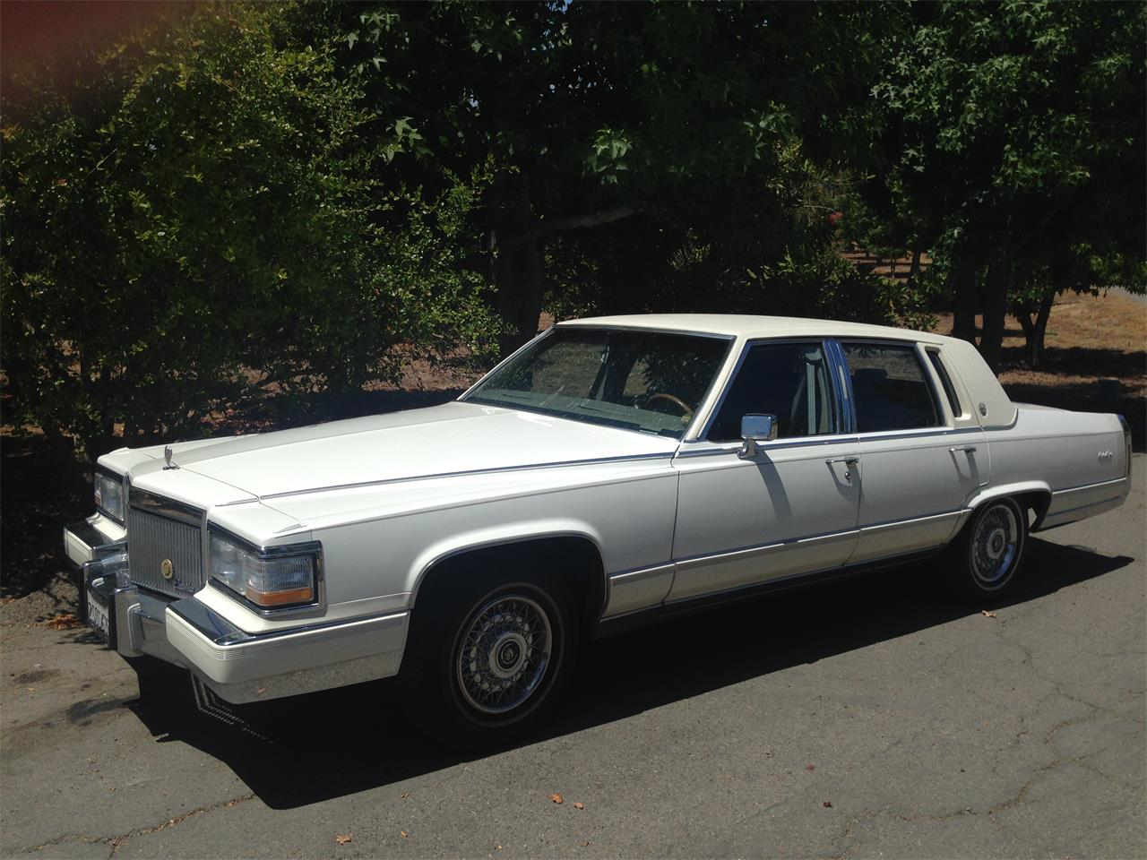 Large Picture of '90 Brougham d'Elegance located in California Offered by a Private Seller - LR7K