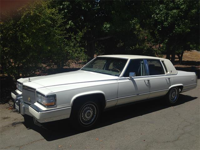 Picture of 1990 Cadillac Brougham d'Elegance - LR7K