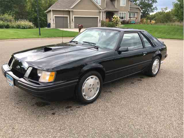 Picture of '84 Mustang SVO - LR7L