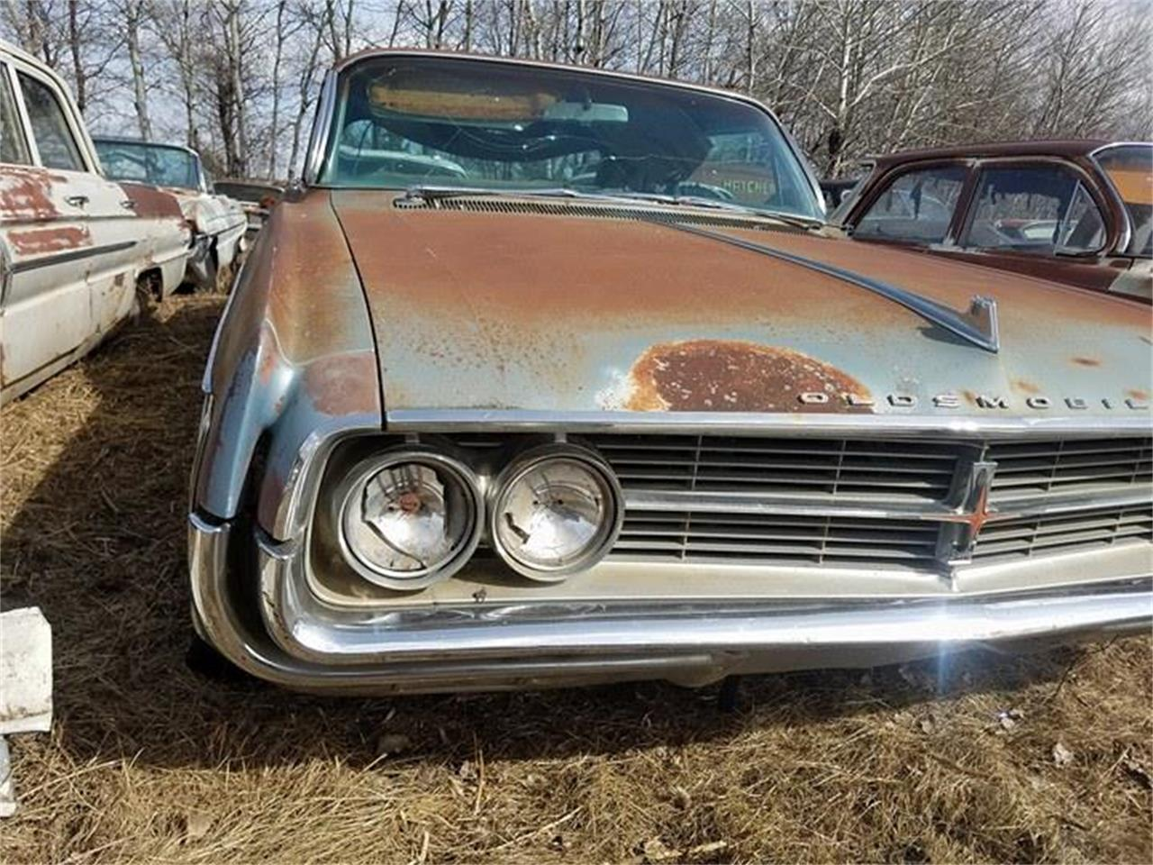 Large Picture of '62 Starfire - LR7V