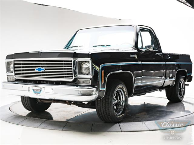 Picture of '78 Scottsdale Offered by  - LR9R
