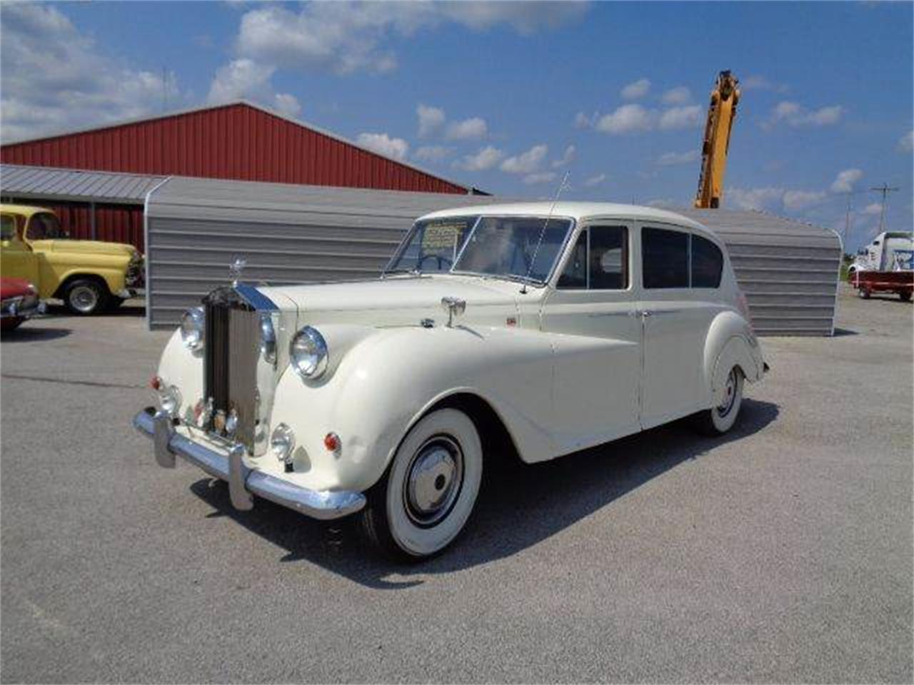 Limo For Sale >> 1964 Austin Princess Limo For Sale Classiccars Com Cc 1015150