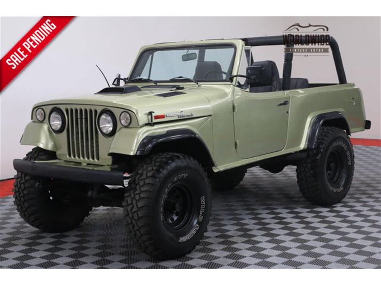 Jeep Commando For Sale >> For Sale 1967 Jeep Commando In Denver Colorado