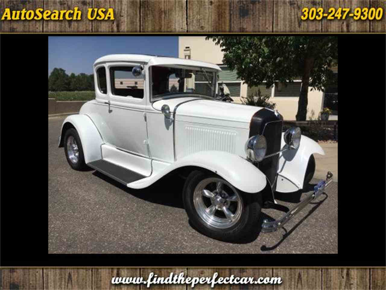 1930 Ford Model A for Sale | ClassicCars.com | CC-1015209