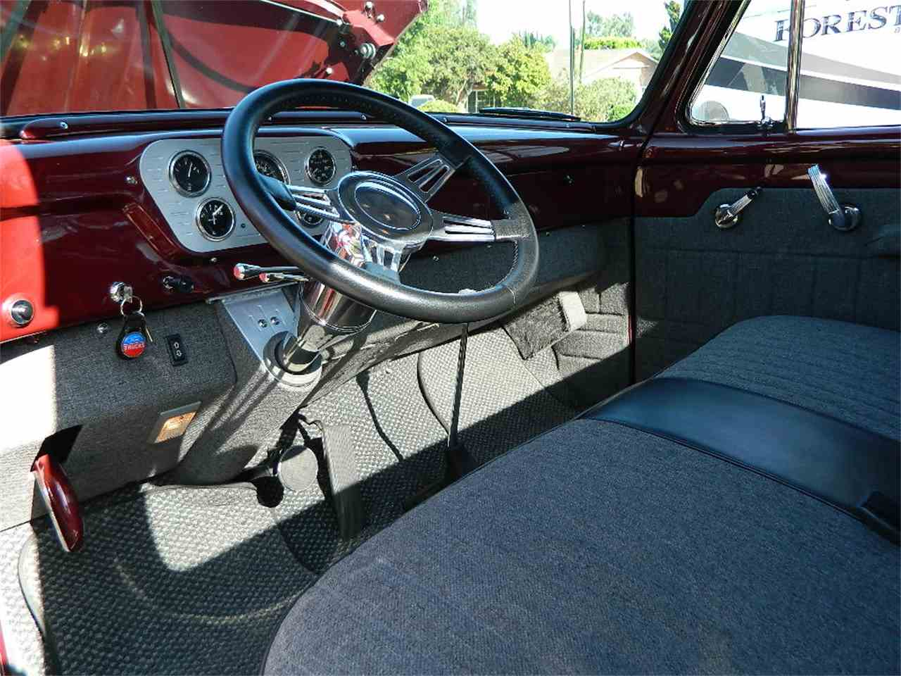 Large Picture of '54 F100 - LRED