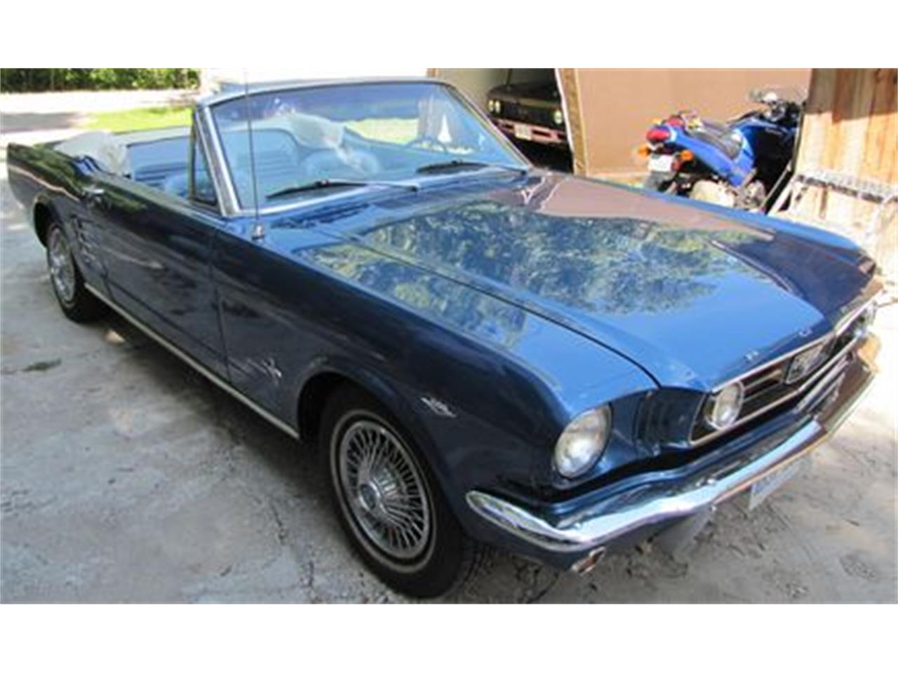 Large Picture of '66 Mustang - LREE