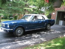 Picture of '66 Mustang - LREE
