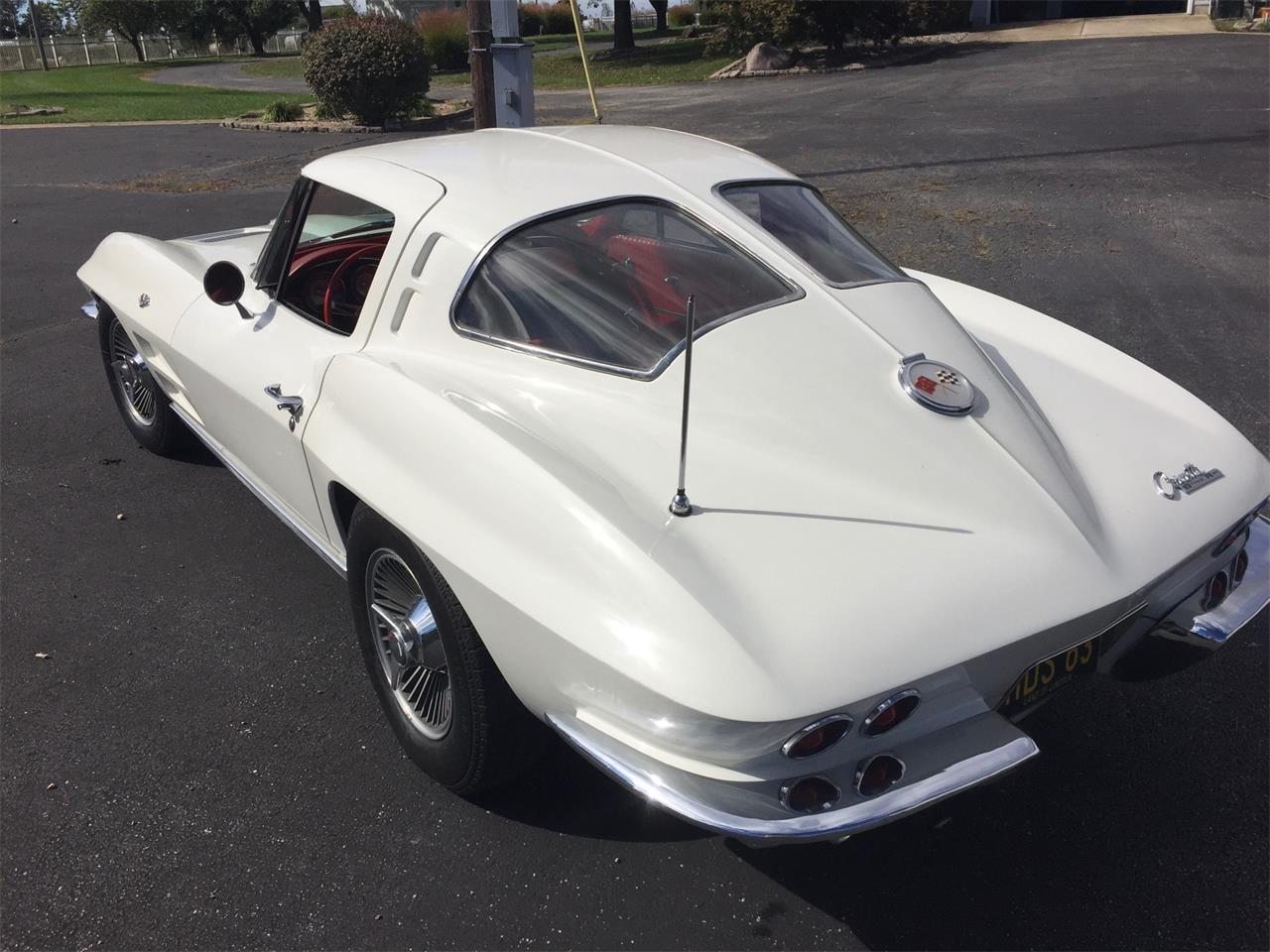 Large Picture of '63 Corvette - LREH