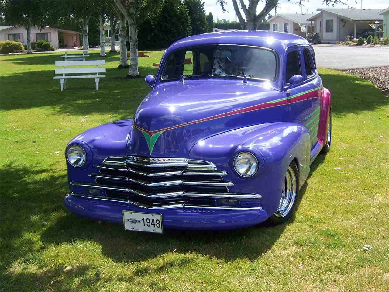 Large Picture of '48 Fleetmaster - LNQ9