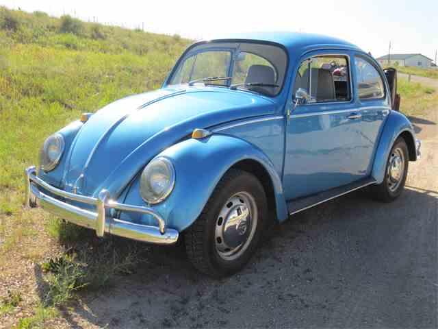 1964 volkswagen beetle for sale on. Black Bedroom Furniture Sets. Home Design Ideas