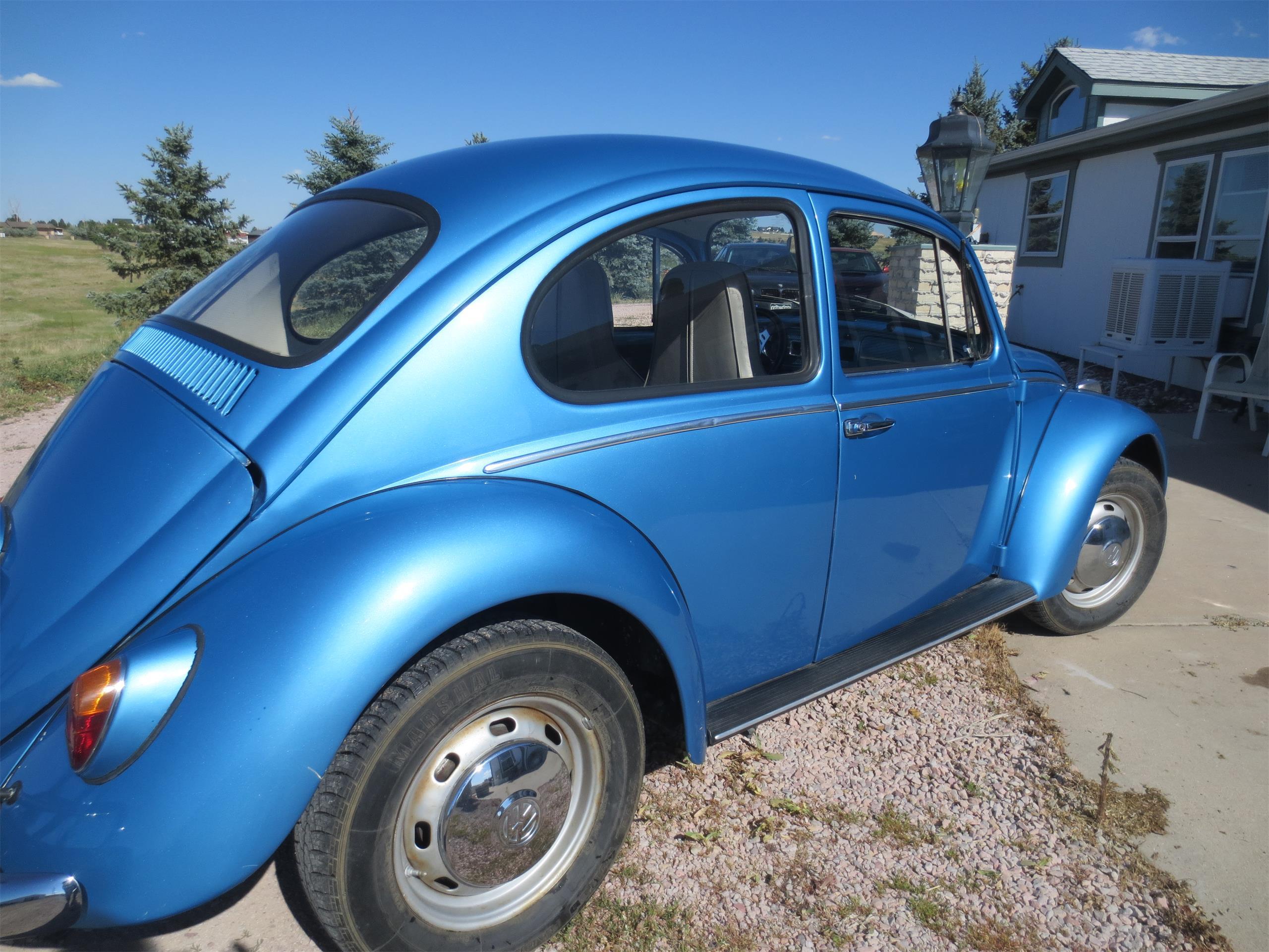 1964 volkswagen beetle for sale cc 1015299. Black Bedroom Furniture Sets. Home Design Ideas