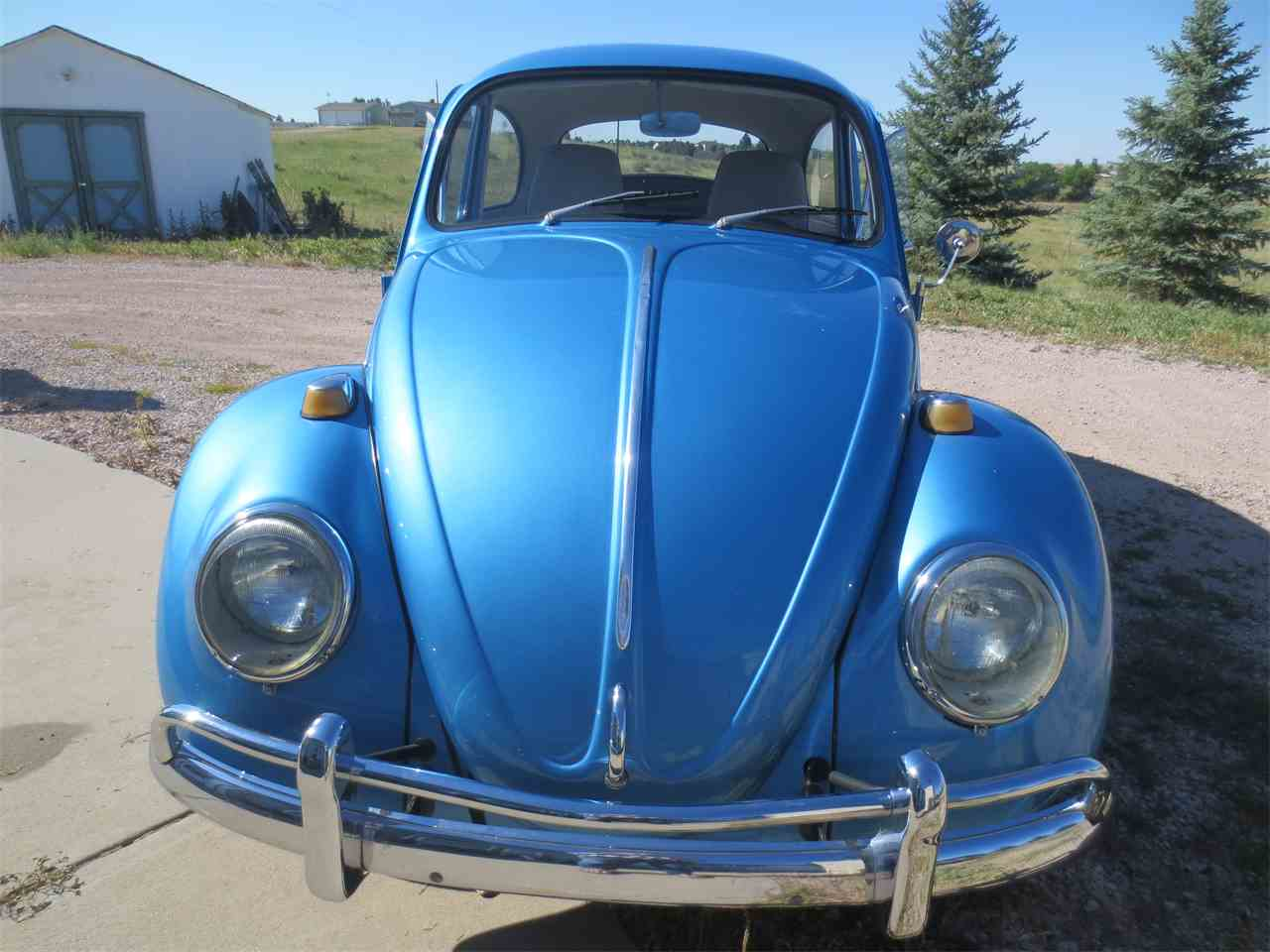 Large Picture of Classic 1964 Volkswagen Beetle located in Parker Colorado - $6,900.00 Offered by a Private Seller - LRER