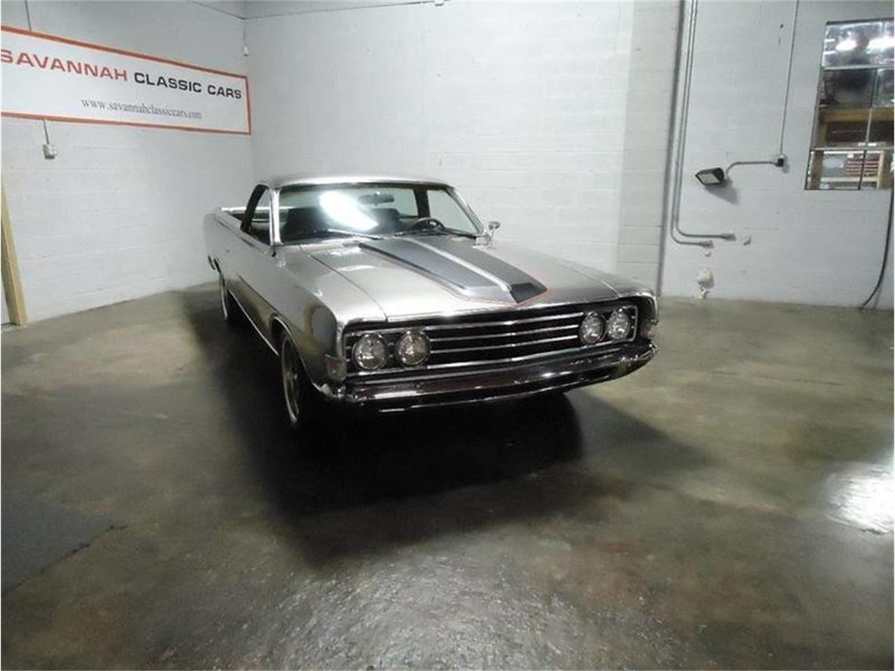 Large Picture of '69 Ranchero - LREV