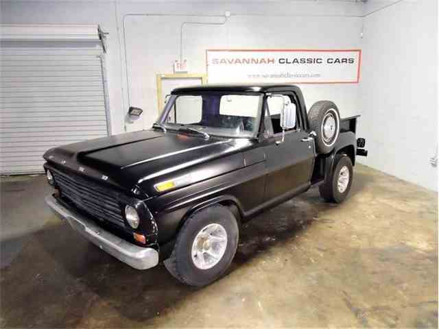 Picture of '68 F100 - LRFH
