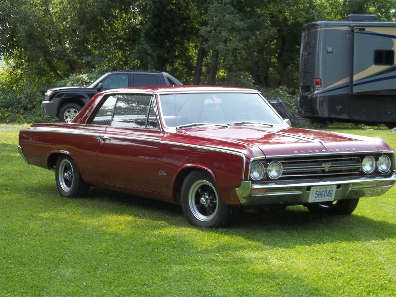 Large Picture of '64 Oldsmobile Cutlass F85 - LRFM