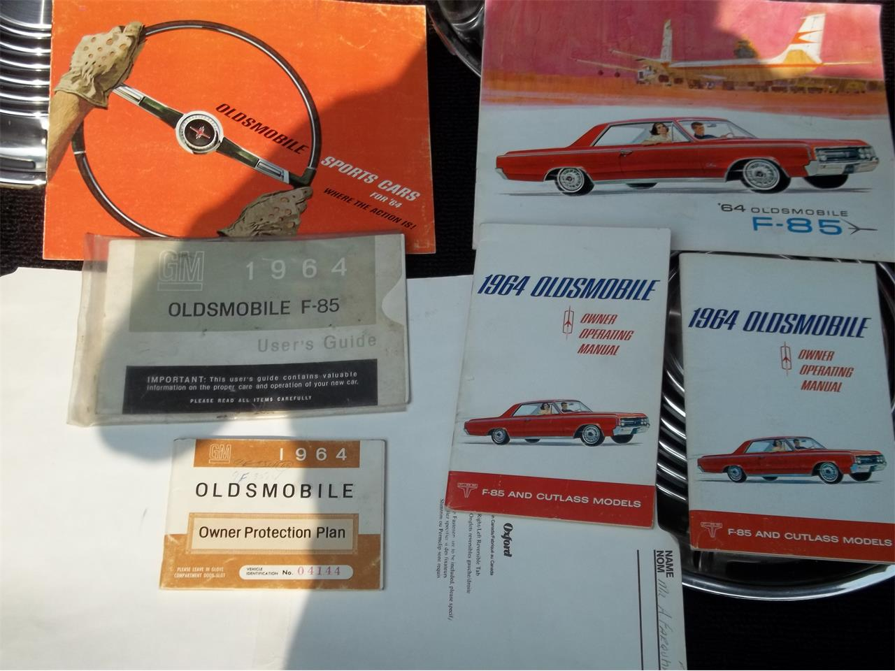 Large Picture of Classic '64 Cutlass F85 located in Okeechobee Florida Offered by a Private Seller - LRFM