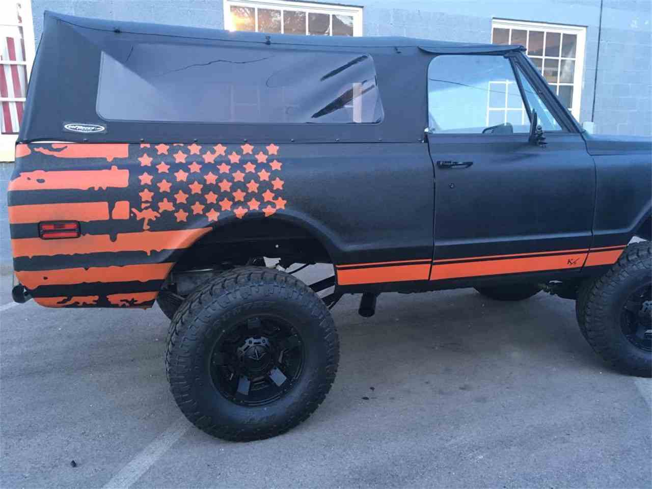 Large Picture of '72 Blazer - LRFN