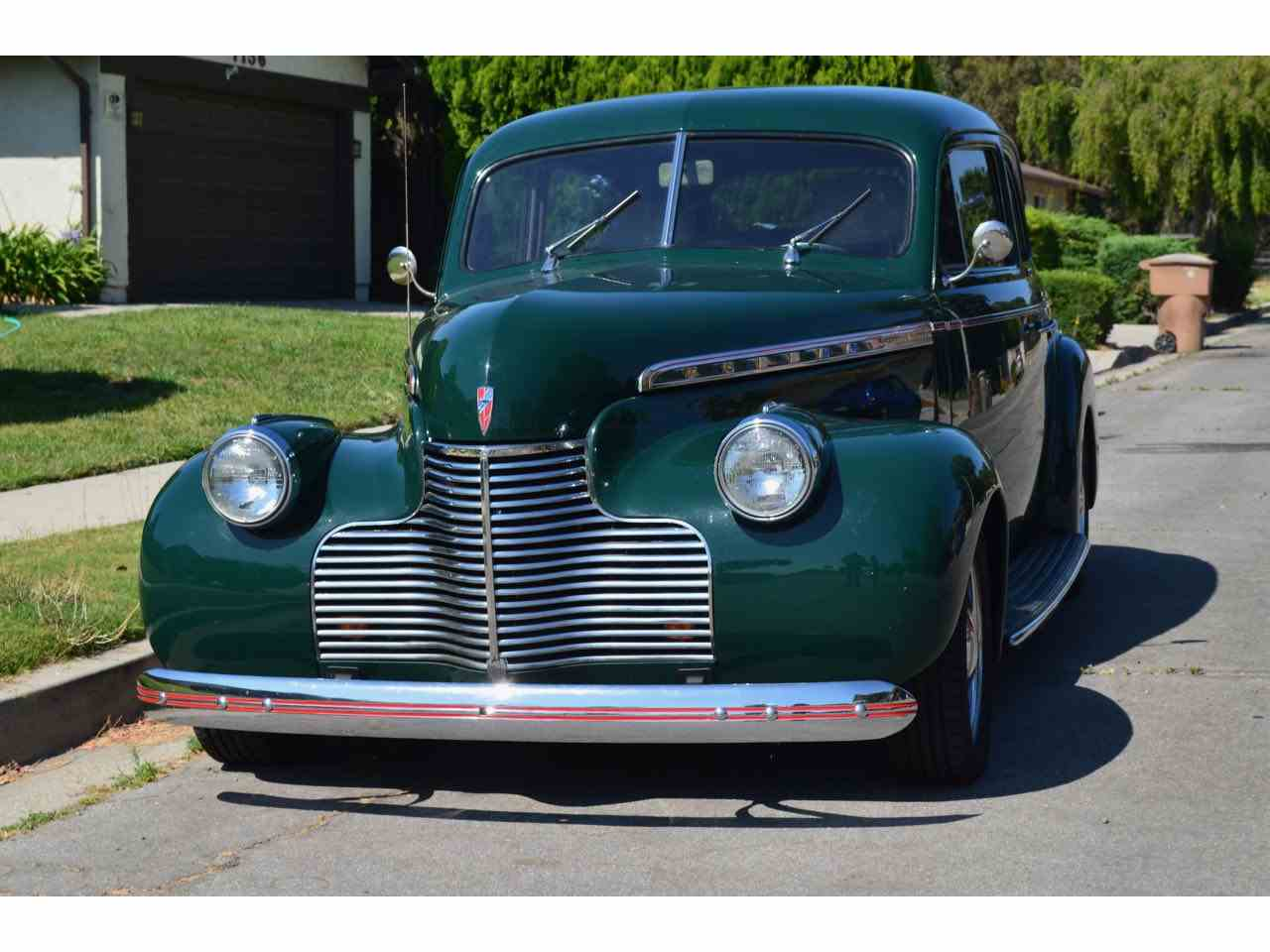1940 Chevrolet Special Deluxe for Sale | ClicCars.com | CC-1015355