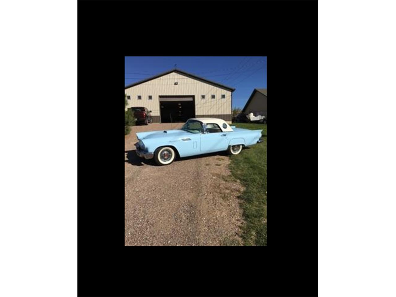 Large Picture of '57 Thunderbird - LRGC