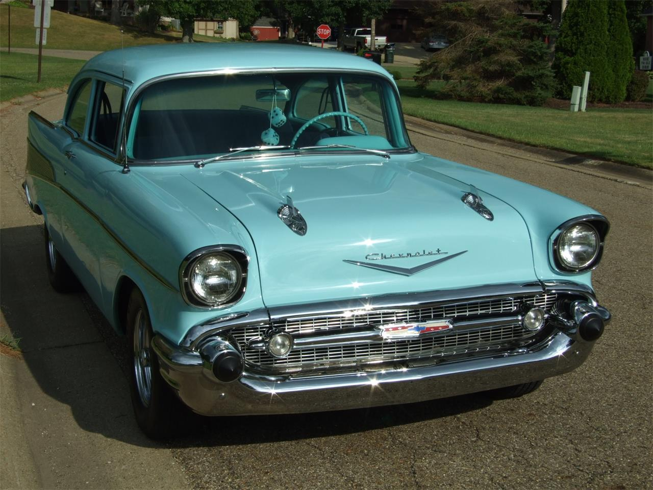 1957 Chevrolet 210 For Sale Cc 1015361 Vin Tag Large Picture Of Classic Located In Ohio 3950000 Lrgh