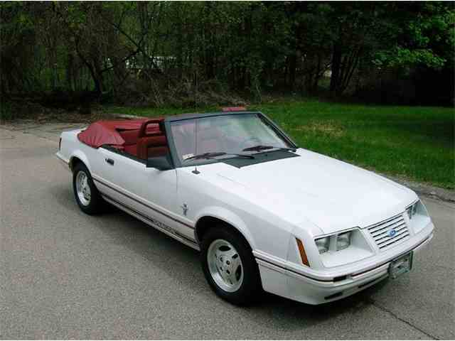 Picture of '84 Mustang - LRGW