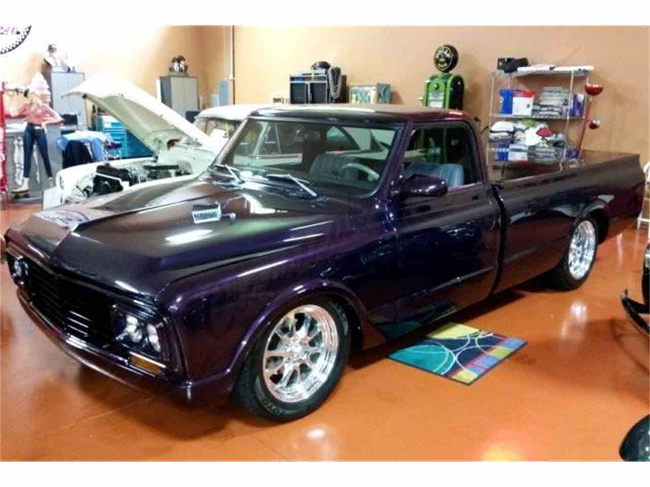 Large Picture of 1968 C10 located in Texas - $37,900.00 Offered by Classical Gas Enterprises - LRHL