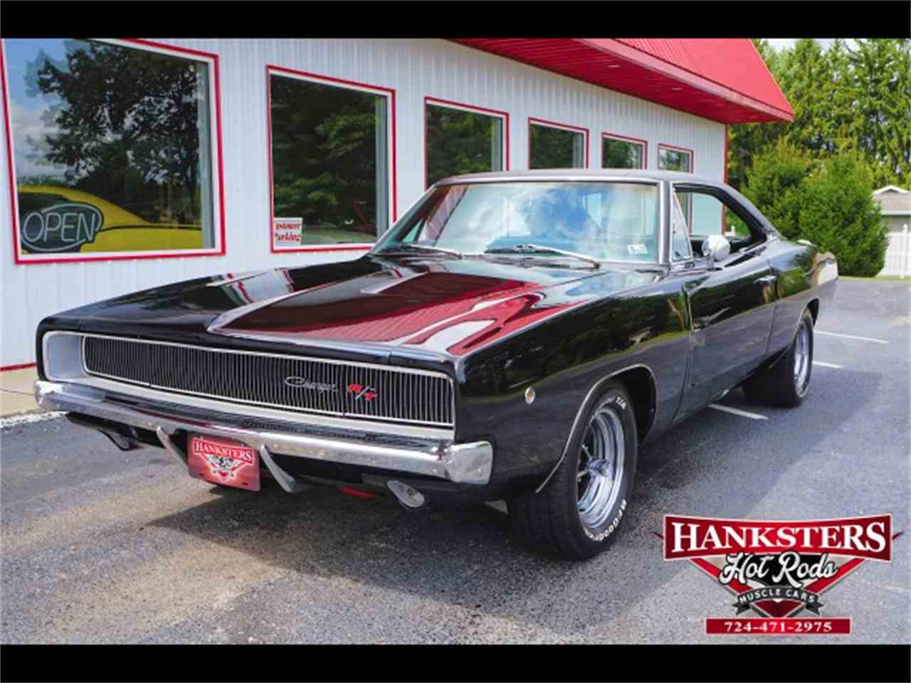 1968 Dodge Charger for Sale   ClassicCars.com   CC-1015422
