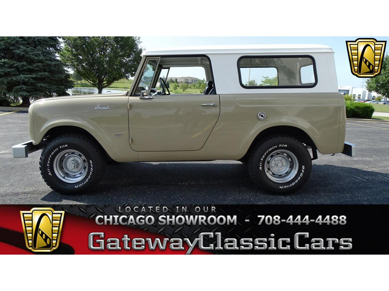 Large Picture Of 62 International Harvester Scout