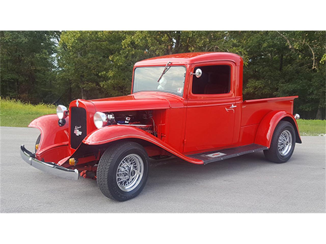 Chevy Dealers Phoenix >> 1932 Chevrolet Hot Rod Pickup for Sale | ClassicCars.com | CC-1015433