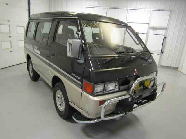 Picture of '89 Mitsubishi Delica located in Christiansburg Virginia - $16,749.00 Offered by  - LRIN