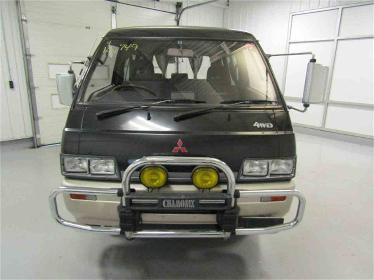 Large Picture of '89 Mitsubishi Delica located in Virginia - LRIN