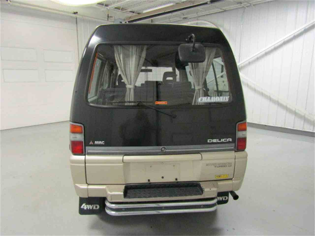 Large Picture of 1989 Mitsubishi Delica - $16,749.00 - LRIN