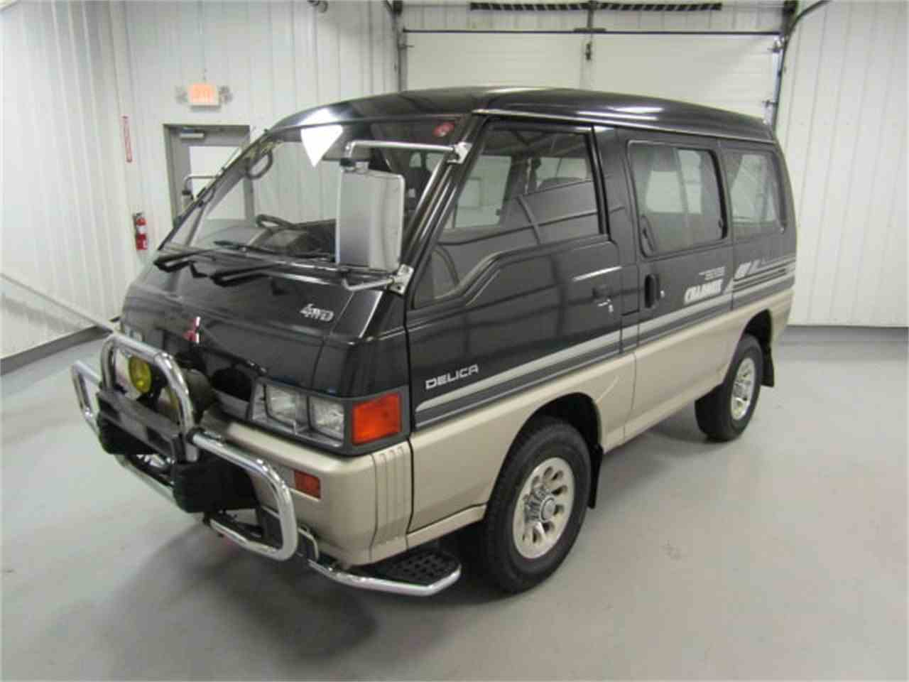 Large Picture of '89 Mitsubishi Delica - LRIN