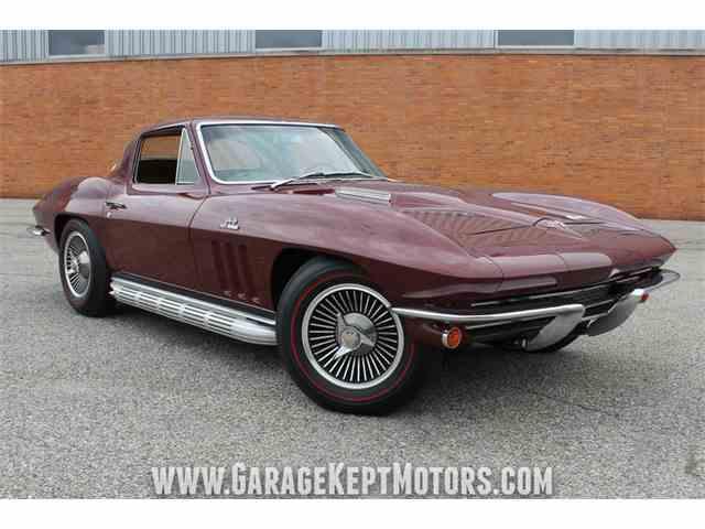 Picture of '66 Corvette - LRIS