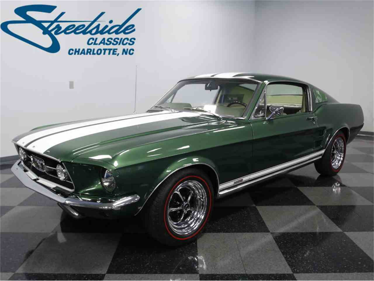1967 Ford Mustang GTA Fastback for Sale   ClassicCars.com   CC-1015447