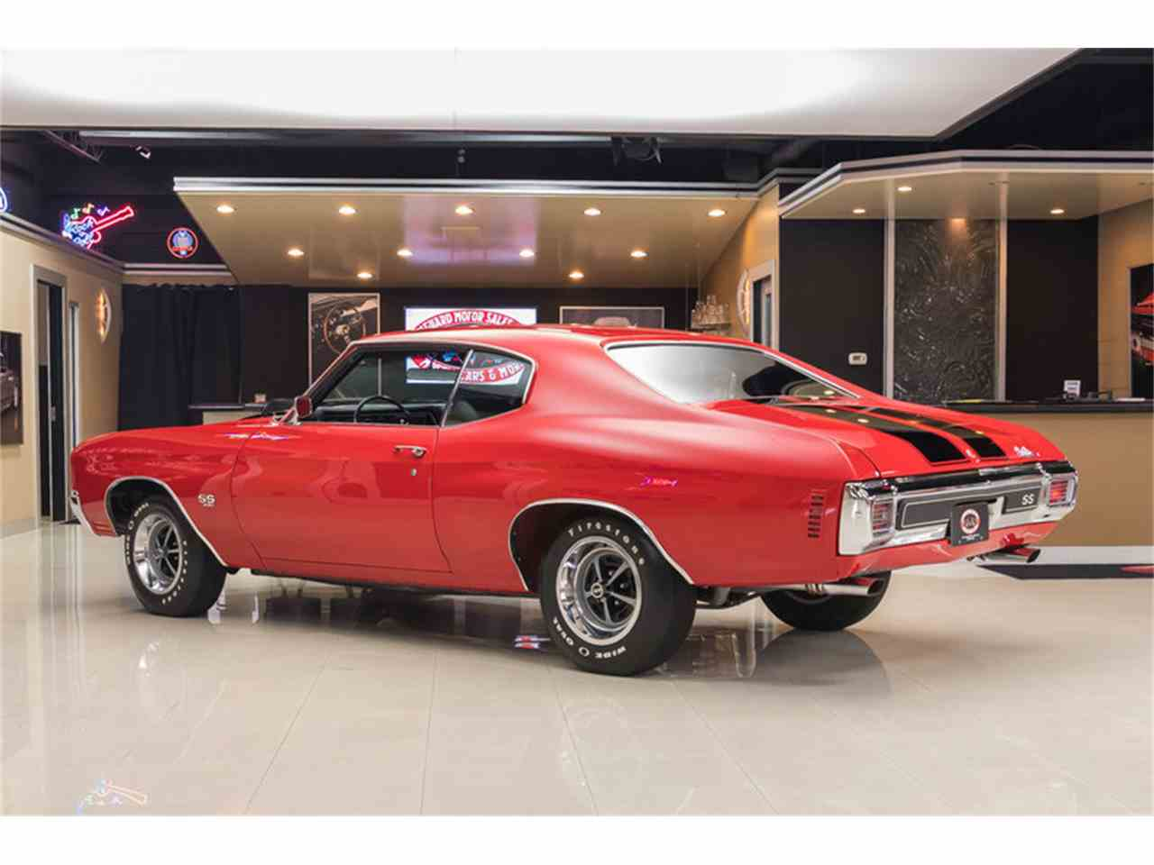 Large Picture of '70 Chevelle - LRJA