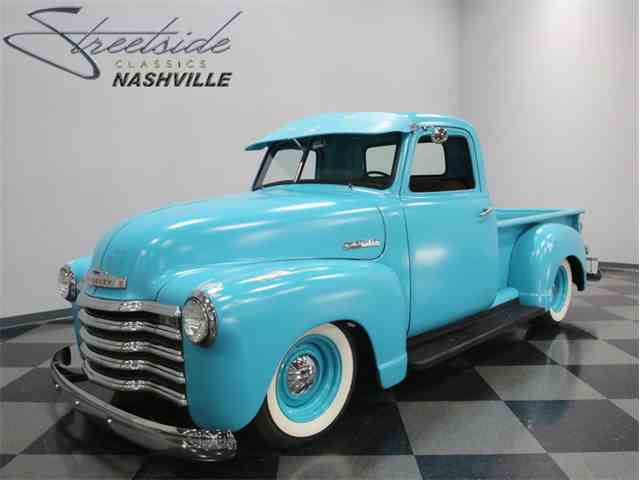 Picture of Classic 1950 3100 located in Tennessee Offered by Streetside Classics - Nashville - LRJG