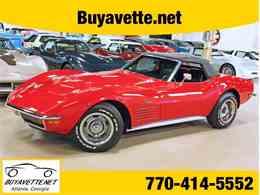 Picture of '72 Corvette - LRKM