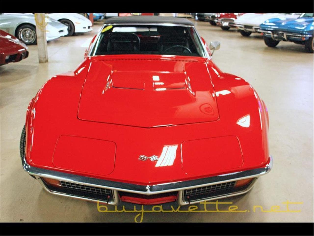 Large Picture of '72 Corvette - LRKM