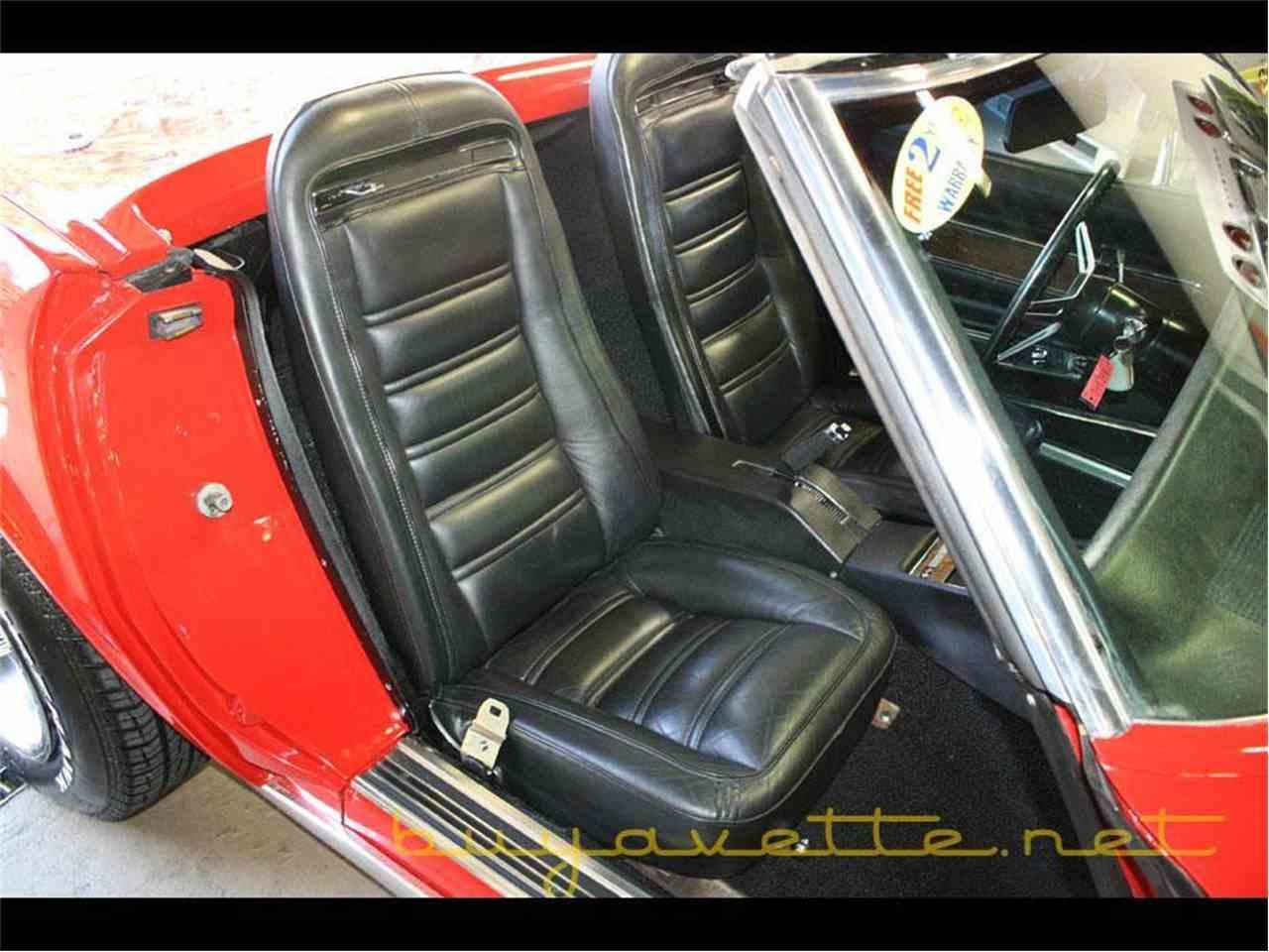 Large Picture of '72 Corvette - LRKM
